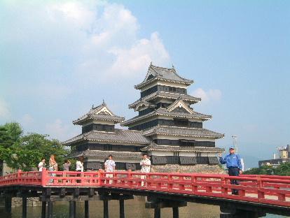 国宝・松本城